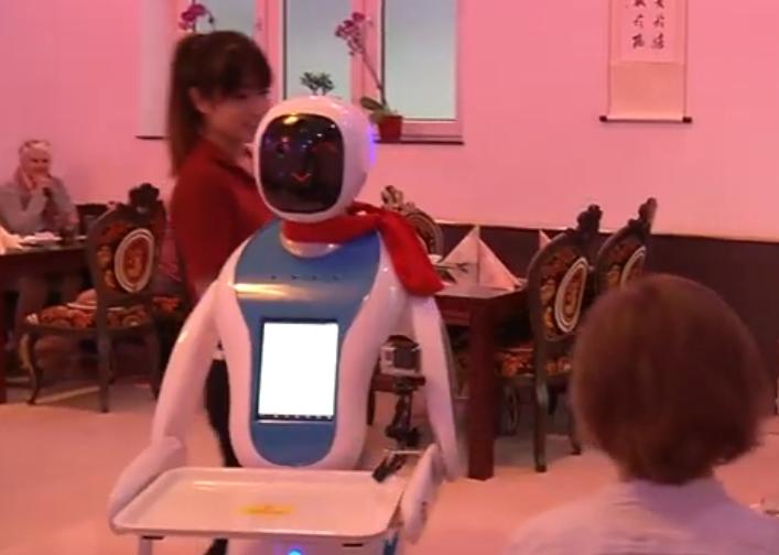 Roboter-Restaurants