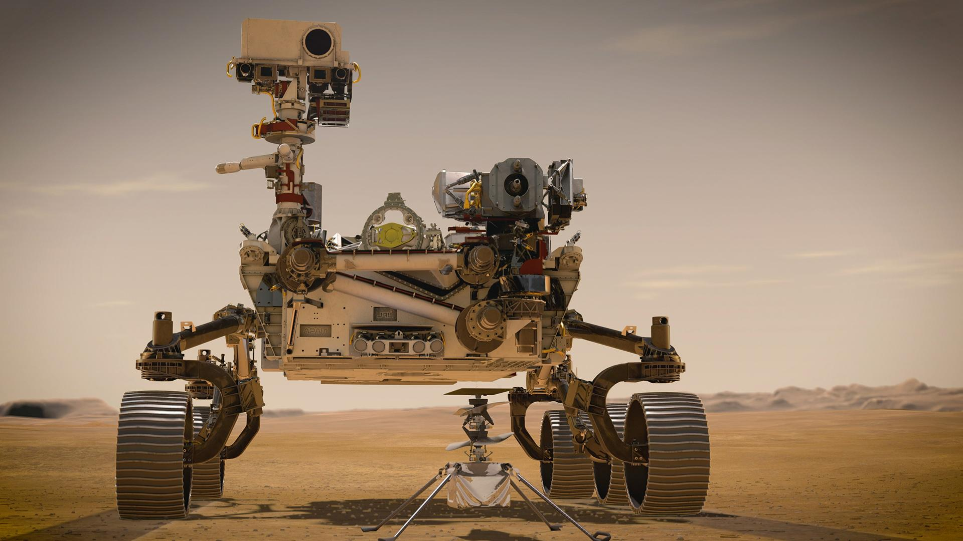Der nächste Mars-Rover wieder mit deutscher Beteiligung