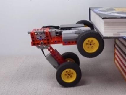 Robotikexperimente mit LEGO